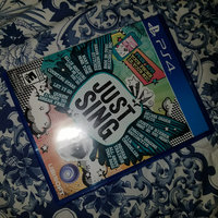 Just Sing (PlayStation 4) uploaded by Editha I.