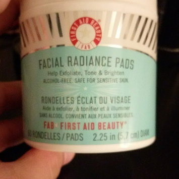 Photo of First Aid Beauty Facial Radiance Pads uploaded by Jannet N.