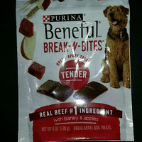 Beneful Break-N-Bites Tender With Real Beef Barley And Apples uploaded by Victoria W.
