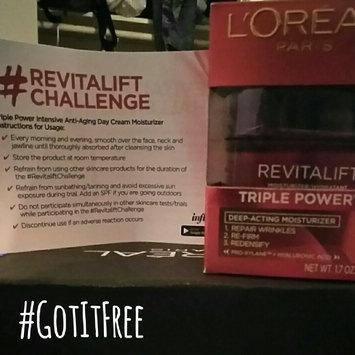 L'Oréal Paris Revitalift Triple Power Intensive Overnight Mask - 1.7 uploaded by Naketah O.