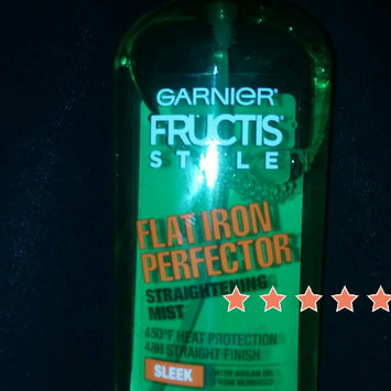 Garnier Fructis Style Sleek & Shine Flat Iron Perfector Straightening Mist 24 Hr Finish uploaded by Maritza A.