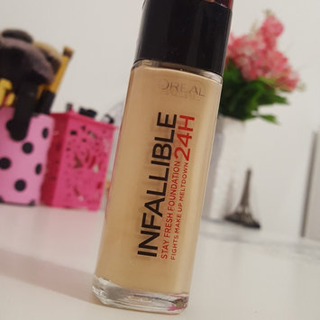 L'Oréal Paris Infallible Stay Fresh Foundation uploaded by Katarina M.