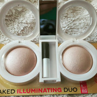 Hard Candy Just Glow! Baked Illuminating Powder Duo, 1063 Candle Lit, 0.41 oz uploaded by Jeri B.