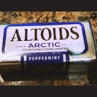 Altoids Arctic Curiously Cool Sugar Free Peppermint Mints uploaded by Becky L.