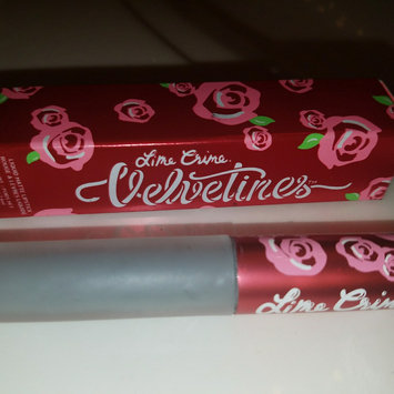 Lime Crime Matte Velvetines Lipstick uploaded by Ashely M.