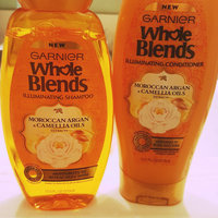 Garnier Whole Blends® Moroccan Argan & Camellia Oils Extracts Illuminating Conditioner uploaded by Dallas O.