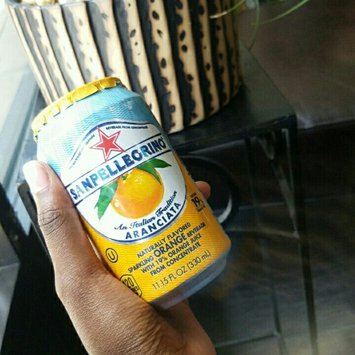 San Pellegrino® Aranciata Sparkling Orange Beverage uploaded by DeAndrea M.