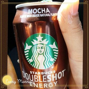 Photo of Starbucks Doubleshot Energy Coffee Drink Mocha uploaded by Veronica P.