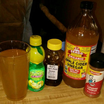 Photo uploaded to Braggs Organic Apple Cider  Vinegar  by Katherine H.