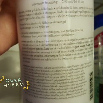 Photo of Philosophy Coconut Frosting Shampoo/Shower Gel/Bubble Bath, 16 Ounces uploaded by Ashley C.