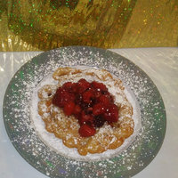 Funnel Cake Starter Kit with Cake Mix, Pitcher and Cake Ring uploaded by Juanita B.