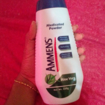 Ammens Medicated Powder uploaded by Anaya N.