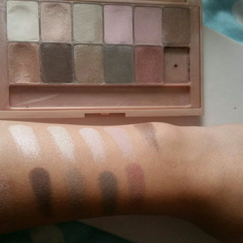 Maybelline New York Expert Wear The Blushed Nudes Shadow Palette uploaded by elvira m.