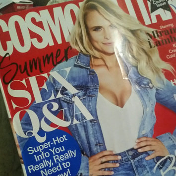 Photo of Cosmopolitan  Magazine uploaded by Amber M.
