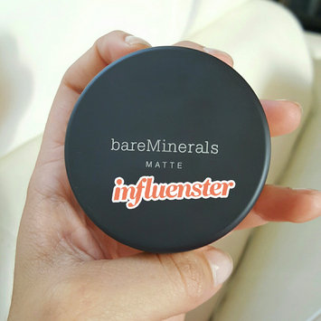 Photo of bareMinerals MATTE Foundation Broad Spectrum SPF 15 uploaded by Stephanie F.