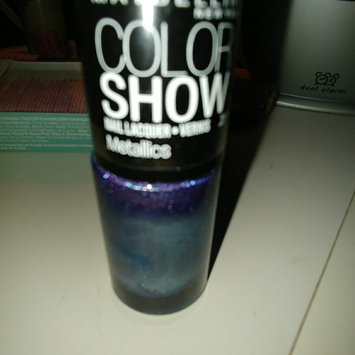Maybelline The Color Show Limited Edition Nail Polish - 835 Cocktail Dress uploaded by Cali E.