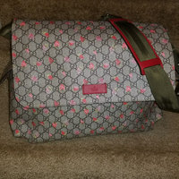 Gucci Diaper Bag uploaded by Curlshavemercy ..