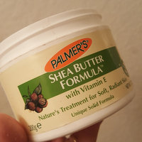 E.T. BROWNE CO. Palmer's Shea Butter Formula with Vitamin E Solid Jar, 7.25 Ounce uploaded by Judith Z.