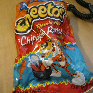 Photo of CHEETOS® Flamin' Hot® Chipotle Ranch Crunchy Cheese Flavored Snacks uploaded by Vivian S.