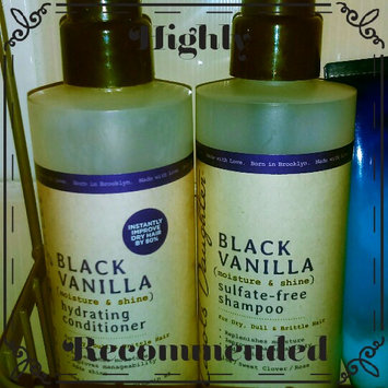 Photo of Carol's Daughter Black Vanilla Moisture & Shine Sulfate-free Shampoo For Dry Dull Or Brittle Hair uploaded by Devan R.