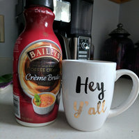 Baileys™ Creme Brulee Non-Alcoholic Coffee Creamer 32 fl. oz. Bottle uploaded by Libby R.
