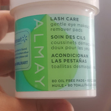 Almay Oil Free Gentle Eye Makeup Remover Pads uploaded by Judith C.