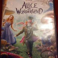 Disney Alice in Wonderland - Widescreen AC3 Dolby - DVD uploaded by Ashlie H.