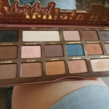 Too Faced Semi Sweet Chocolate Bar uploaded by blanca a.