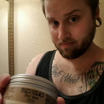 Photo of Bed Head for Men by TIGI Matte Separation™ Workable Wax uploaded by Tyler S.