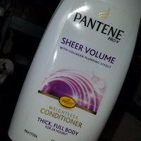 Pantene Pro-V Fine Hair Solutions Volume Conditioner uploaded by Crystal Z.