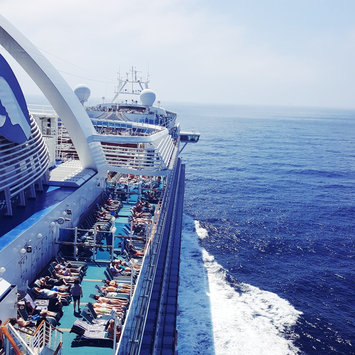 Photo of Princess Cruises uploaded by Astrud T.