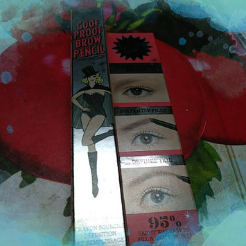 Benefit Goof Proof Brow Pencil uploaded by Jeanette H.