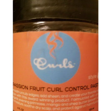 Photo of Curls Control Paste Passion Fruit 4 oz uploaded by April B.