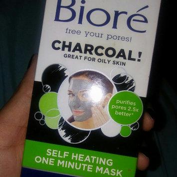 Photo of Biore® Self Heating One Minute Mask 0.25 oz. Box uploaded by Mona S.