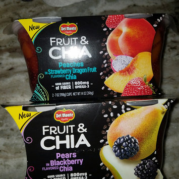 Photo of Del Monte® Fruit & Chia™ Mixed Fruit in Tropical Flavored Chia uploaded by Ashely M.