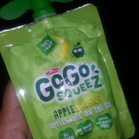 Gogo Squeez Apple Apple Applesauce On The Go uploaded by Judith C.