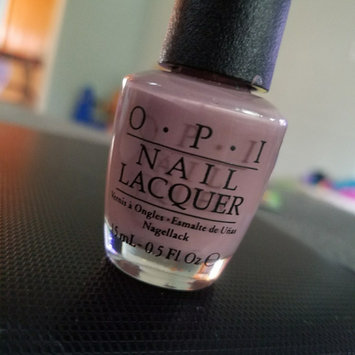 OPI Nail Lacquer uploaded by Crystal Z.