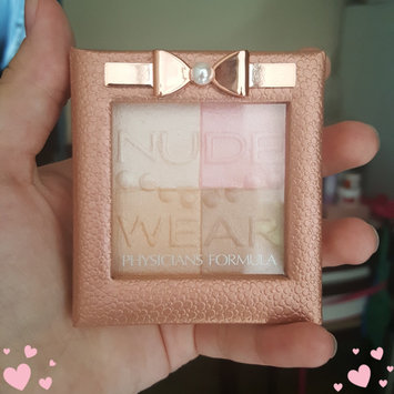 Photo of Physicians Formula Nude Wear™ Touch Of Glow Palette uploaded by Jessica B.