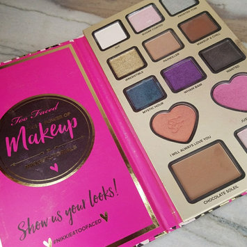 Too Faced The Power of Makeup By NIKKIETUTORIALS uploaded by Larrissa S.
