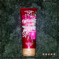 Bath & Body Works Winter Candy Apple Body Cream uploaded by Carie H.