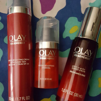 Photo of Olay Regenerist Micro-Sculpting Cream uploaded by Crystal R.