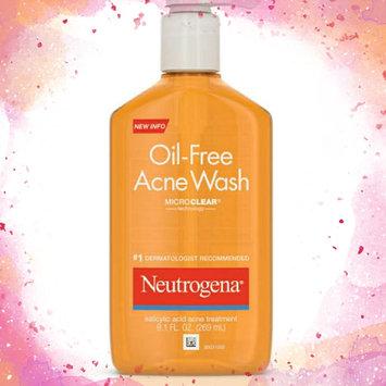 Neutrogena Oil-Free Acne Wash uploaded by Eugenia P.