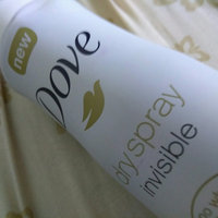 Dove® Invisible Antiperspirant Dry Spray Clear Finish uploaded by Jessica J.