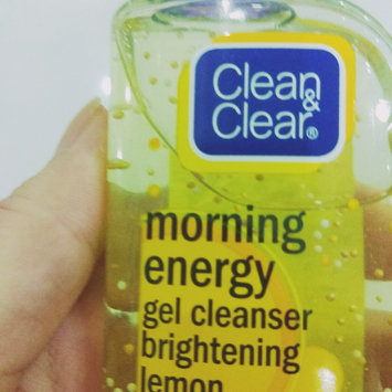 Clean & Clear - Morning Energy Skin Energising Daily Facial Wash 150ml uploaded by Misty D.