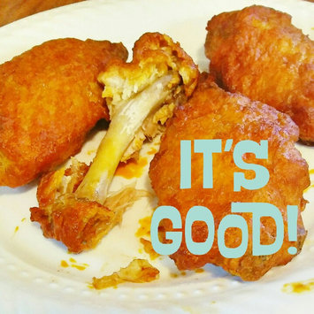 Tyson / Any'tizers Tyson Any'tizers Buffalo Style Popcorn Chicken, 25.5 oz uploaded by shatoni B.