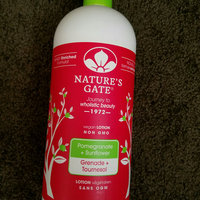 Pomegranate Sunflower Skin Moisturizing Lotion, 32 oz, Nature's Gate uploaded by Katie S.