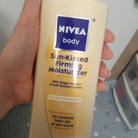 Nivea Body Sun-Kissed Firming Moisturizer, Light to Medium, 8.4 oz uploaded by Karen D.