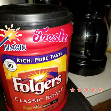 Photo of Folgers Coffee Classic Roast uploaded by Rebecca B.
