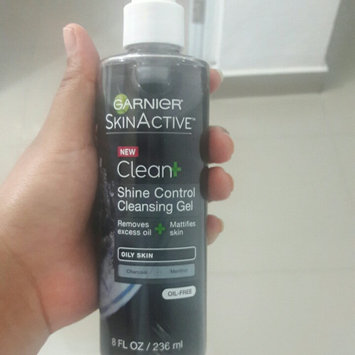 Garnier Skinactive Clean + Shine Control Cleansing Gel uploaded by Daneymis P.