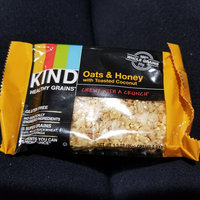 KIND Healthy Grains Bar Oats & Honey uploaded by Sydney M.